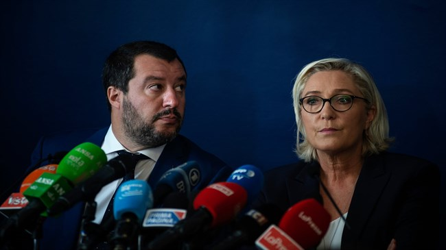 European support for populist beliefs falls, survey suggests