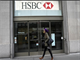 HSBC reports lighter-than-expected third-quarter profit fall
