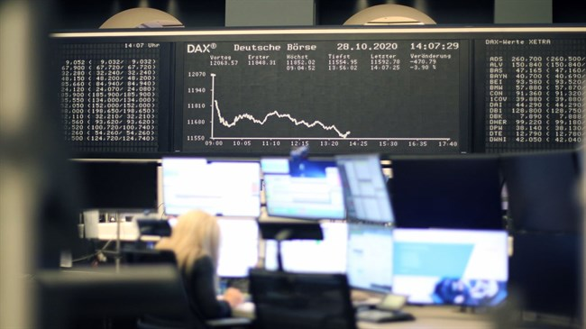 European stock markets endure worst week since June