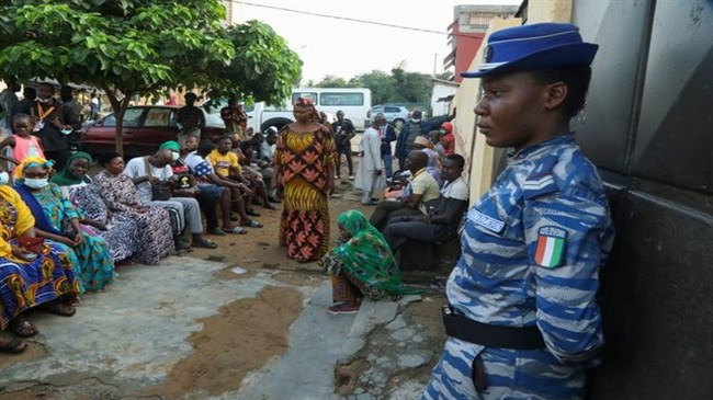Ivory Coast votes for president in test of political stability