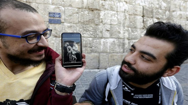 Disabled duo help each other in war-torn Syria