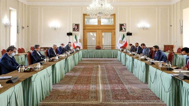 Iran, Afghanistan hold fifth round of talks on strategic cooperation