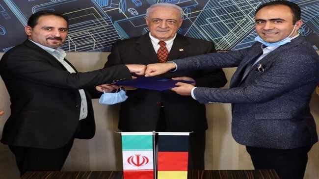 Iran, Germany ink agreement to promote scientific-cultural tourism