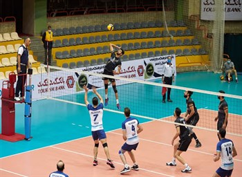 All volleyball competitions called off due to coronavirus surge in Iran
