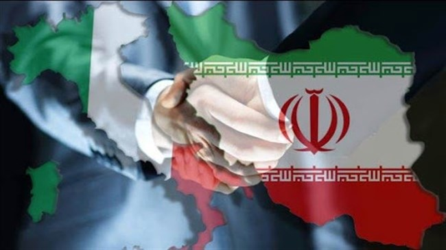 Italian Embassy in Tehran hosts webinar on supporting business cooperation with Iran