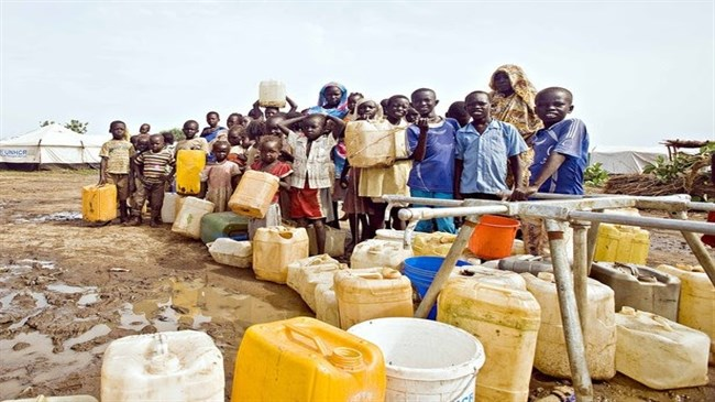 More than 3b people affected by water shortages: FAO