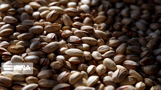 Iran's eight-month pistachio exports hit 110,000 tons