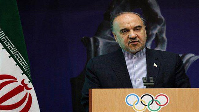 Minister hails Iran's sports four-year achievements