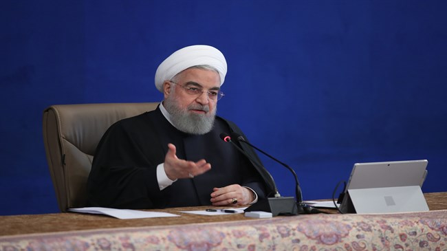 Rouhani: Gov't opposed to parliamentary bill on nuclear work