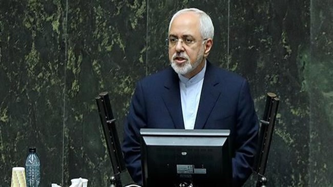Iran's FM to address Rome MED 2020 meeting on Thursday