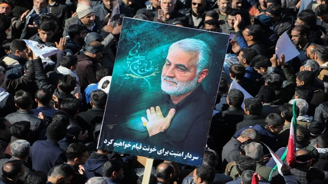 Soleimani's assassination has taught Iranians to never trust empty Western promises