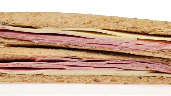 Dutch officials seize ham sandwiches from British drivers