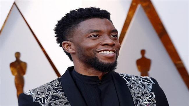 Widow pays tribute to Boseman at virtual Gotham Film Awards