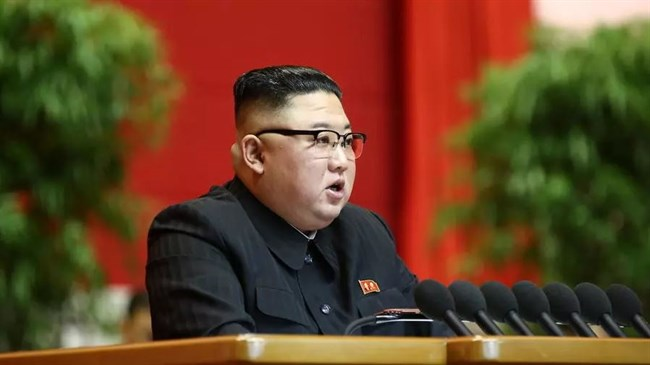 North Korea's Kim calls for stronger military capabilities