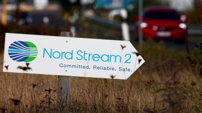 Russia confident of completing Nord Stream 2 despite US pressure