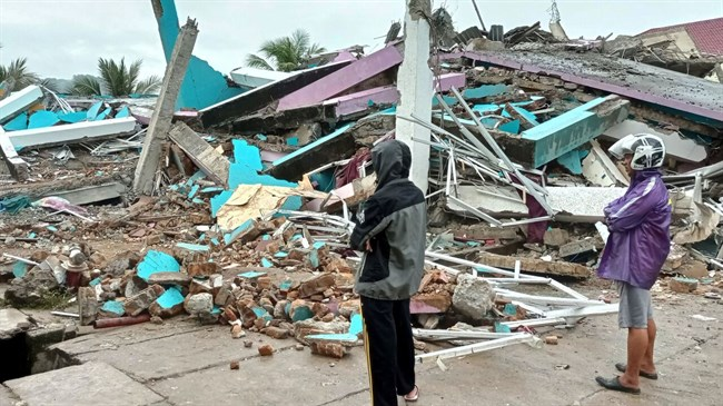 Iran voices readiness to help quake-hit Indonesia