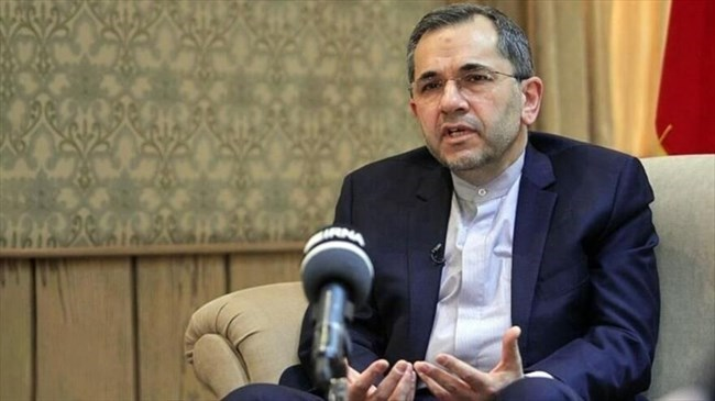 Iran envoy to UN: US must stop hostility, recognize Iran as regional power