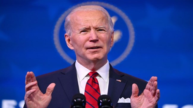Biden facing 'competing crises' as he takes office