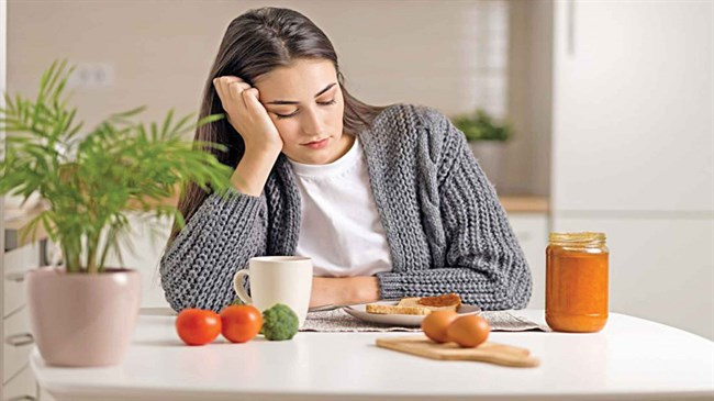 Diet and lifestyle changes lower risk for GERD symptoms in women