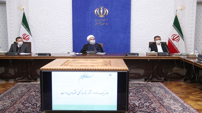 Rouhani assures Iran of bright economic future as sanctions fail