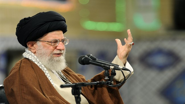 Islamic Revolution gives leading role to Iranian youths in key issues: Ayatollah Khamenei