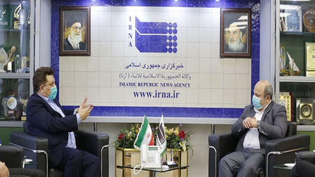 Persian, integral part of Afghan-Iranian identities: IRNA chief