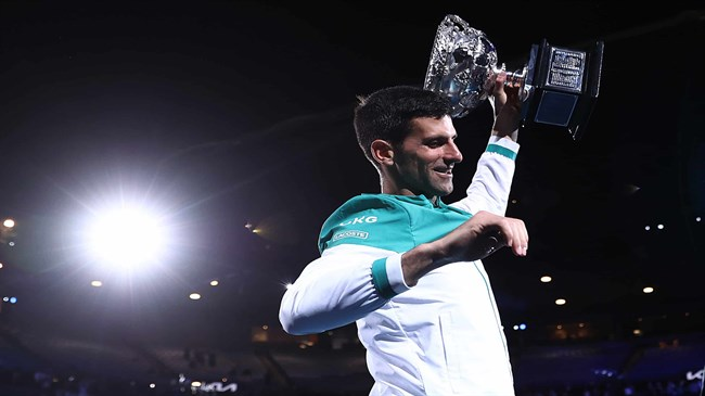 Beyond the Big Three: Djokovic sets sights on Williams, Court