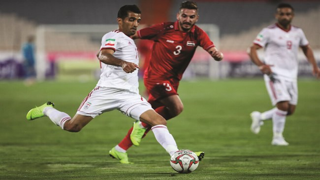 Iran to take on Syria in March friendly