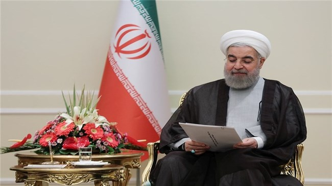 Rouhani calls for expansion of century-old relations with Japan