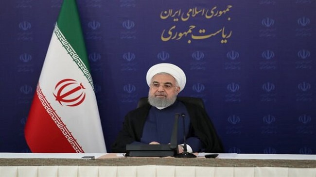 Ending US economic terrorism a must for JCPOA survival: President Rouhani