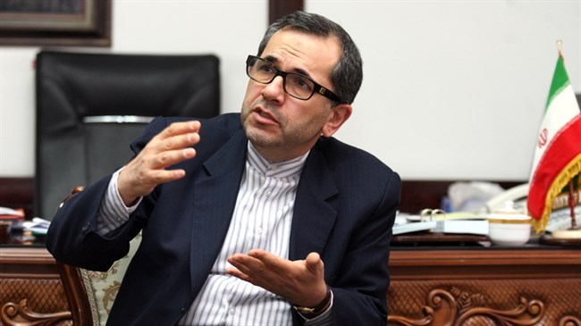 No need for talks, US must secure return to JCPOA by lifting bans: Iran envoy to UN