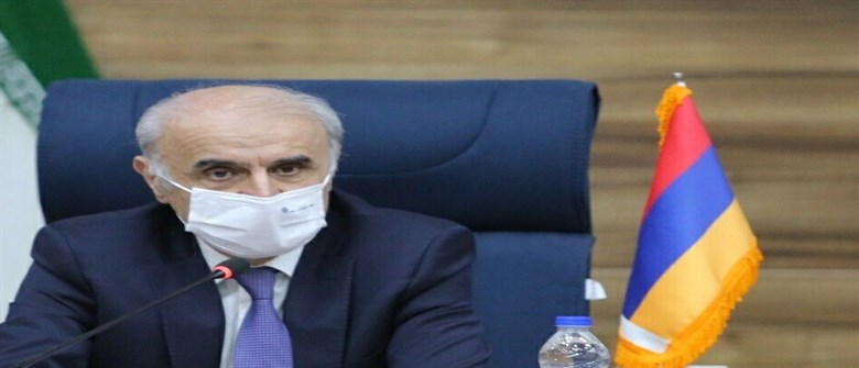 Cooperation can solve banking problems with Iran: Armenian envoy