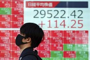 Asian equities advance but inflation, correction worries persist