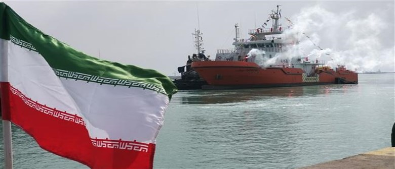 Major OSRV launched in Persian Gulf to improve oil spill responses