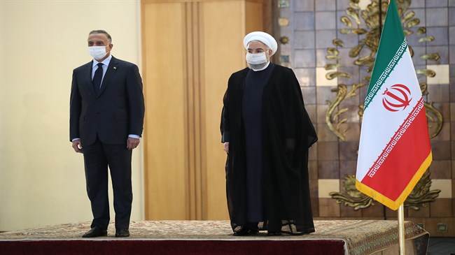 Iraq's peace, security among Iran's top priorities: Rouhani