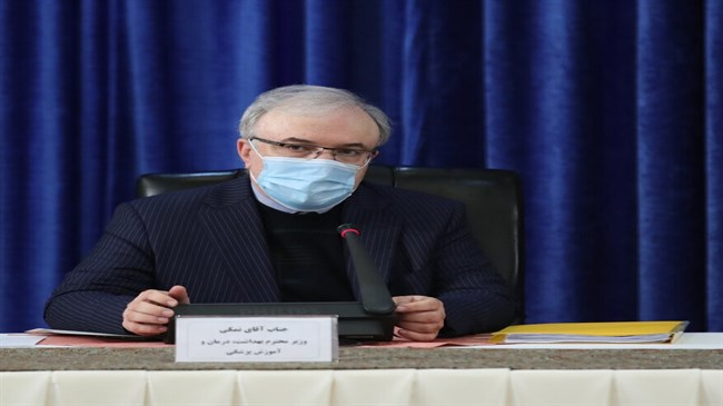 Minister warns of tough coronavirus spring in Iran