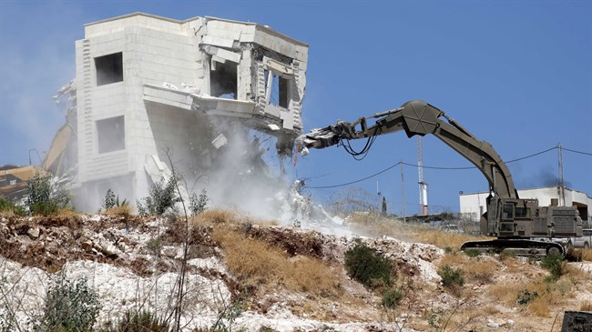 UN says Israel demolished or seized 26 Palestinian structures in two weeks