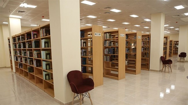700 libraries established in Iran in seven years