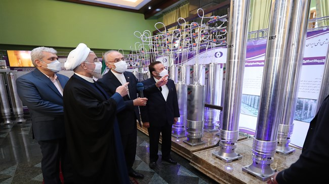 Iran unveils 133 achievements on National Nuclear Technology Day