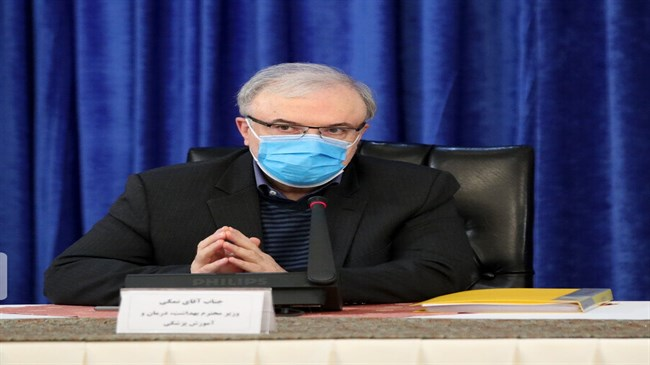 Minister: Iran to inject 800,000 doses of COVID-19 vaccines by April 23
