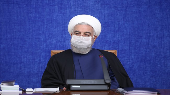 Rouhani: Government's efforts to develop health sector unprecedented