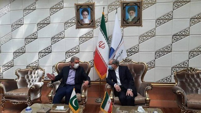 Pakistani FM in Iran for talks on ties, regional issues