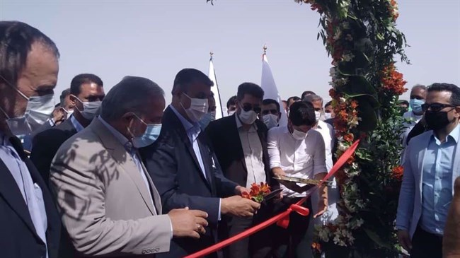 Iran, Pakistan open third border crossing in 'historic achievement'